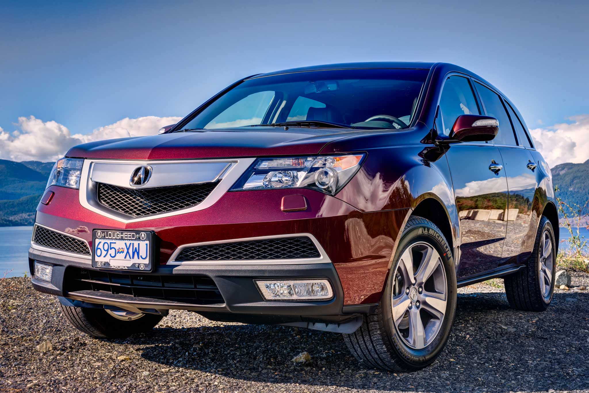 and reviews acura navigation mdx rating trend motor cars