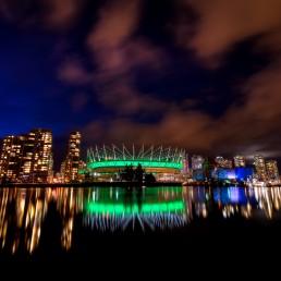 Saint Patrick's Day : BC Place Stadium, Vancouver, BC : 2013-03-17
