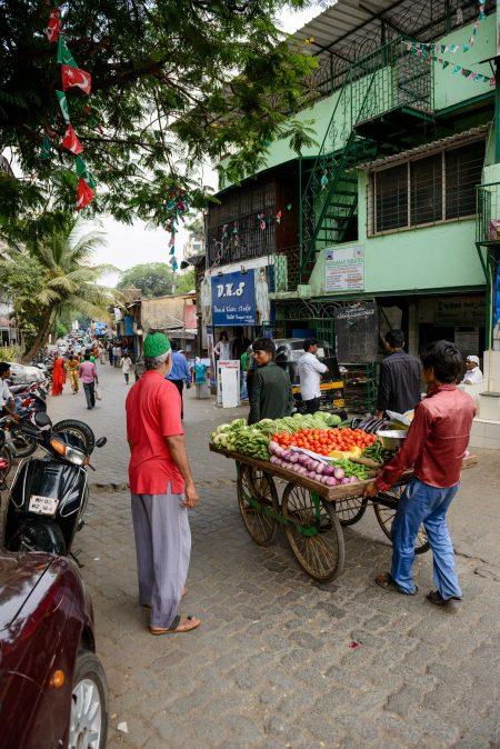2012 Oct : Mumbai India Visit : Veggies