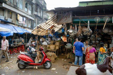 2012 Oct : Mumbai India Visit : Chor Bazaar 2