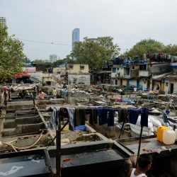 Oct 2012 : Mumbai Visit : Dhobi Ghat Open Air Laundry 3