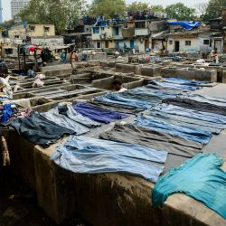 Oct 2012 : Mumbai Visit : Dhobi Ghat Open Air Laundry 6