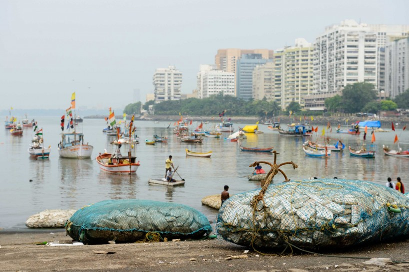 Oct 2012 : Mumbai Visit : Harbour