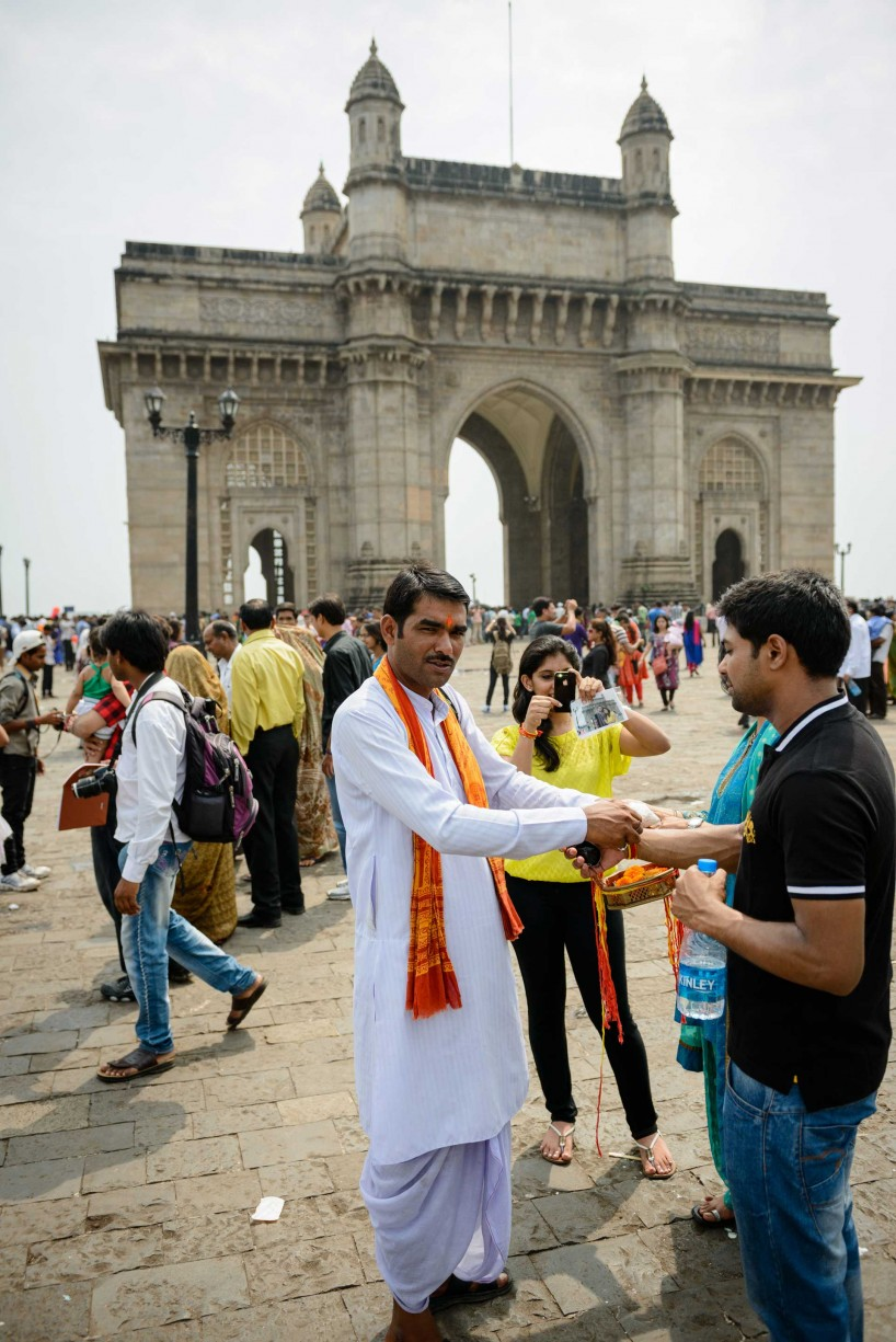 Oct 2012 : Mumbai Visit : Gate of India 2