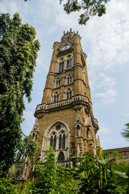 Oct 2012 : Mumbai Visit : Big Ben Clone at the Mumbai University