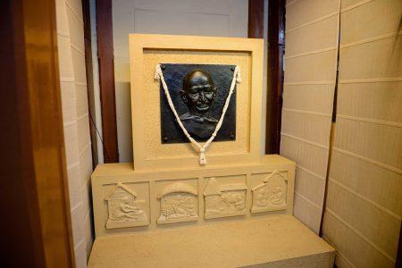 Oct 2012 : Mumbai Visit : Ghandi Museum