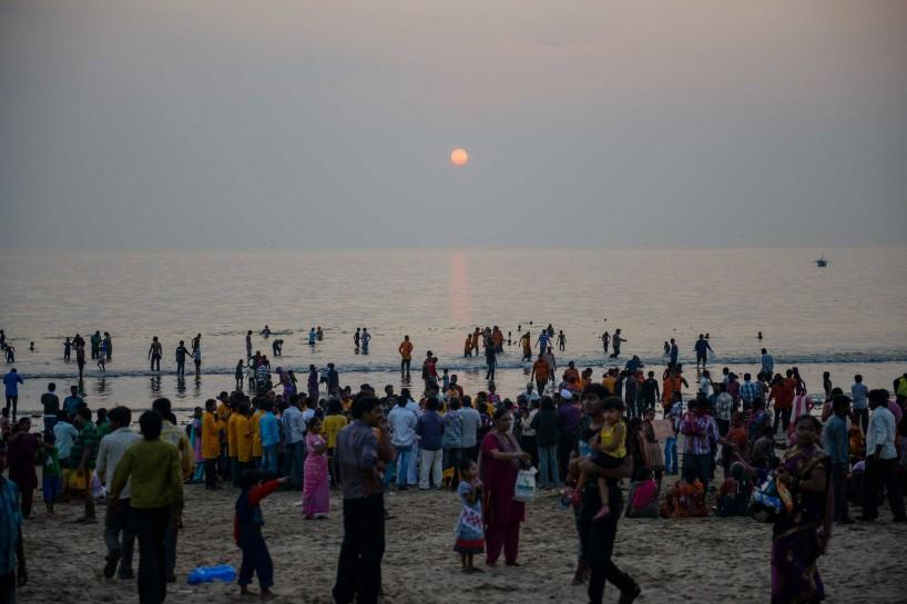 Oct 2012 : Mumbai Visit : Vijayadashami Festial