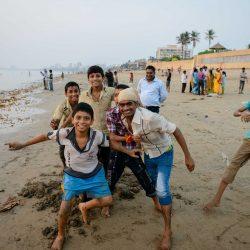 Oct 2012 : Mumbai Visit : Vijayadashami Festial Kids 3