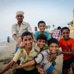 Oct 2012 : Mumbai Visit : Vijayadashami Festial Kids 4