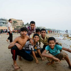 Oct 2012 : Mumbai Visit : Vijayadashami Festial Kids 8