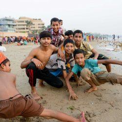 Oct 2012 : Mumbai Visit : Vijayadashami Festial Kids 9