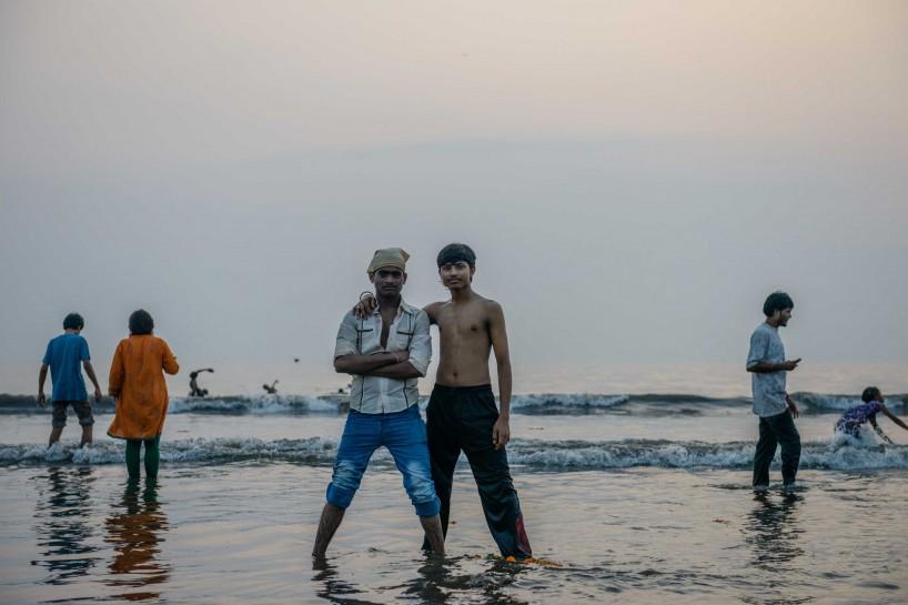Oct 2012 : Mumbai Visit : Vijayadashami Festival friends