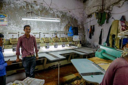 Oct 2012 : Mumbai Visit : Dharavi tour guide