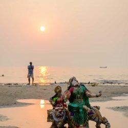 Oct 2012 : Mumbai Visit : Vijayadashami Festival aftermath 2