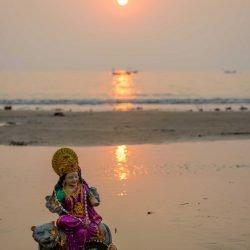 Oct 2012 : Mumbai Visit : Vijayadashami Festival aftermath 3