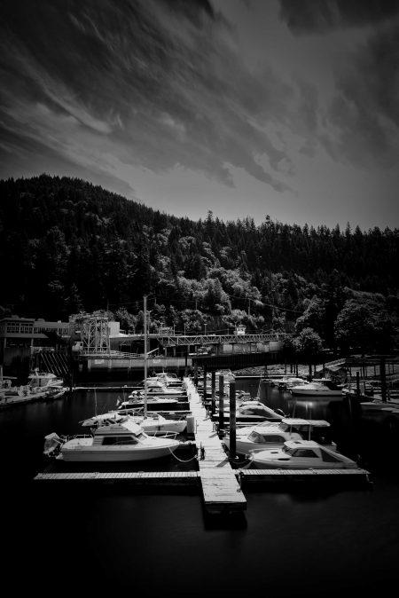 Slow Road To Squamish: Horseshoe Bay Marina