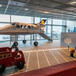 Frankfurt Airport : Kids Area 2: 2015-02-08