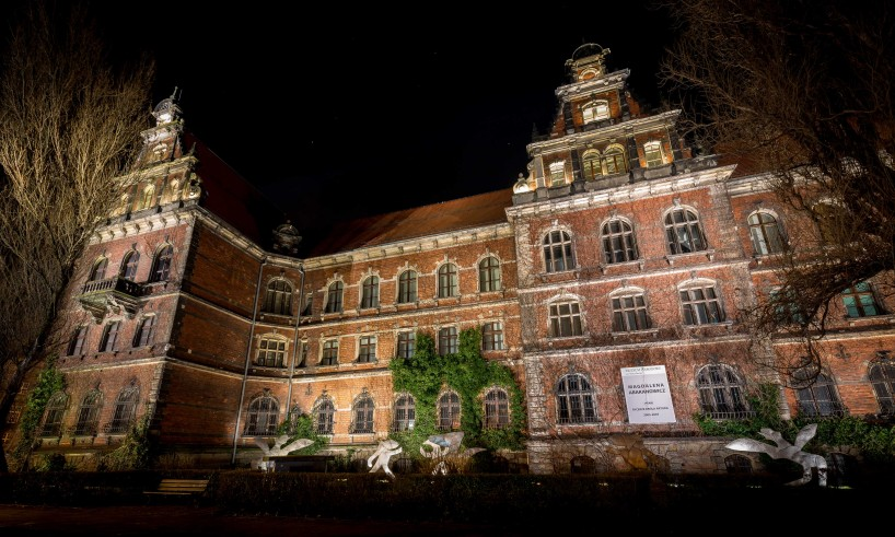 Wrocław, Poland : National Museum : 2015-02-13