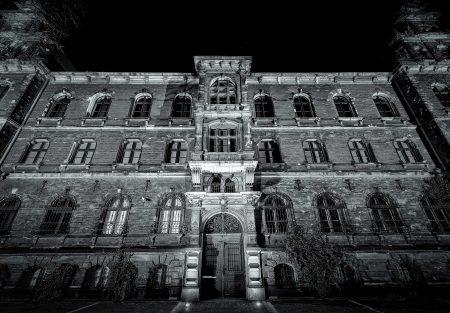 Wrocław, Poland : National Museum Black & White 2 : 2015-02-13