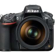 Nikon D810 Setup and Configuration