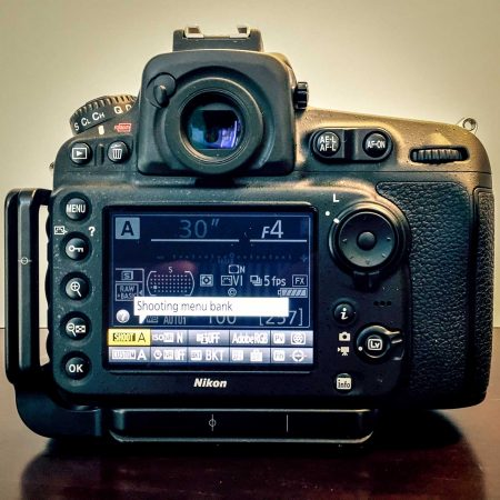 Nikon-D810-Shooting-Menu-Bank-1 : i Button