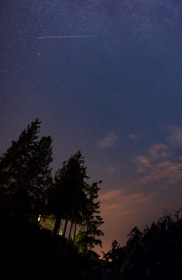 Perseid Meteor Shower 2015-08-13