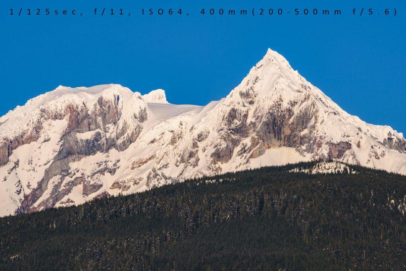 Nikon AF-S Nikkor 200-500mm f/5.6E ED VR Lens Test : 400mm