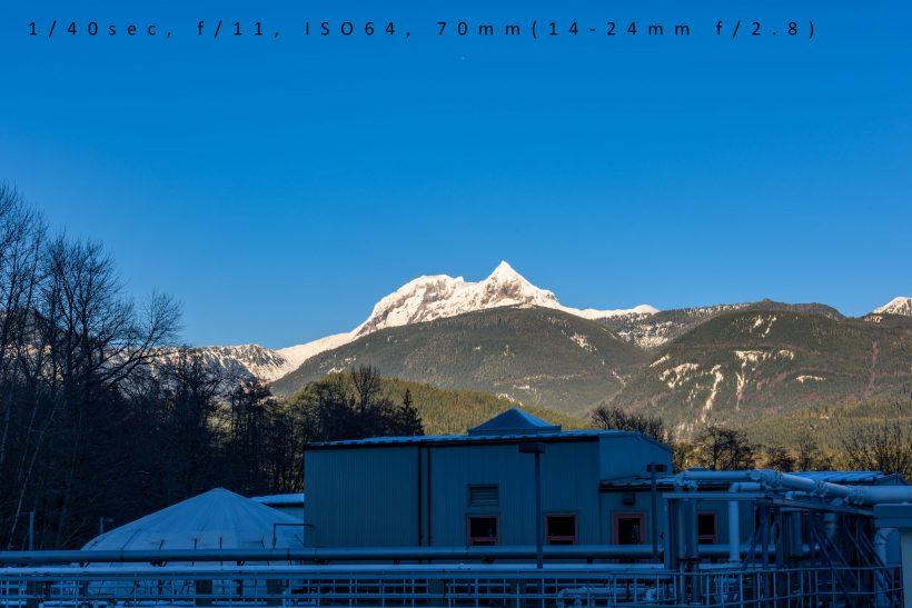 Nikon AF-S NIKKOR 24-70mm f/2.8G ED Lens Test : 70mm