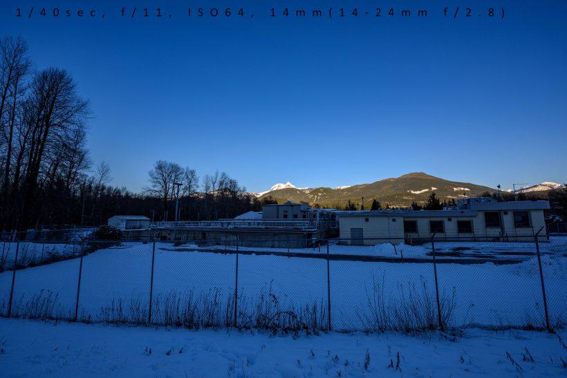 Nikon AF-S NIKKOR 14-24mm f/2.8G ED Lens Test : 14mm