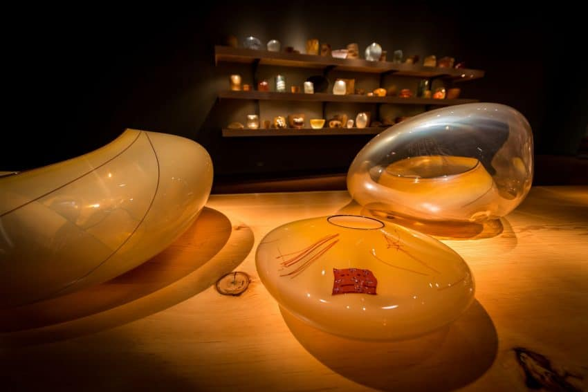 Dale Chihuly Glass Art : 2013-01-05 : Bowls 7