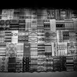 Dale Chihuly Glass Art : 2013-01-05 : Blanket BW
