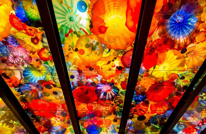 Dale Chihuly Glass Art : 2013-01-05 : Display 7