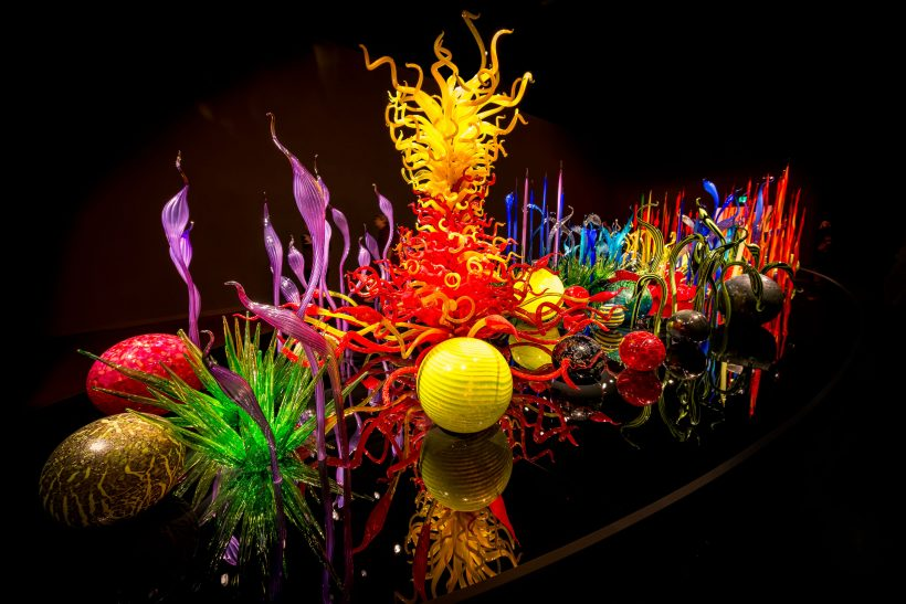 Dale Chihuly Glass Art : 2013-01-05 : Display 2