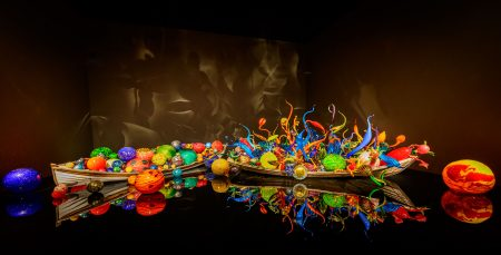 Dale Chihuly Glass Art : 2013-01-05 : Boats