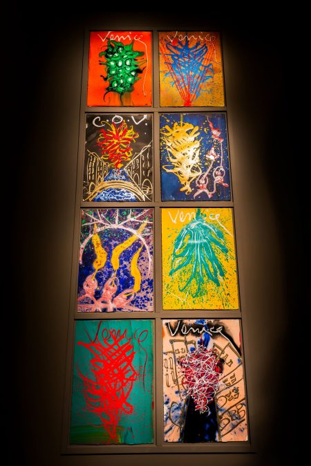 Dale Chihuly Glass Art : 2013-01-05 : Paintings