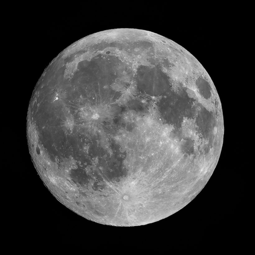 Harvest Moon September 2016