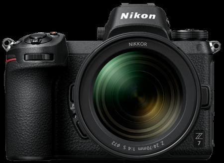 Nikon Z7 Full Frame Mirrorless Camera - Full