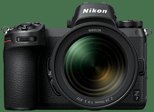 Nikon Z7 Setup and Configuration