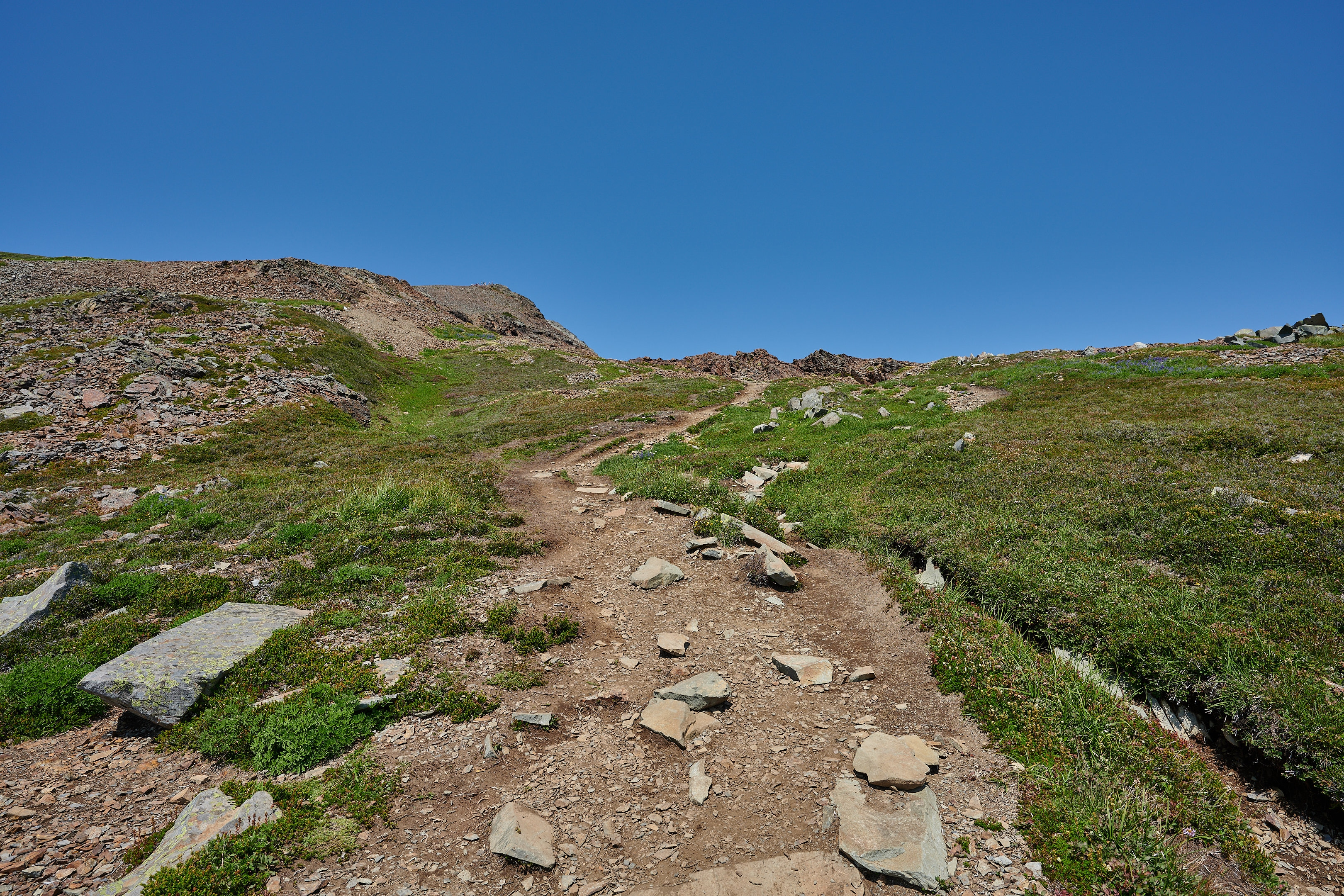 Cheam Peak Hike - Summit