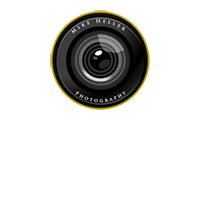 Mike Heller Photography Logo - Stacked 200w